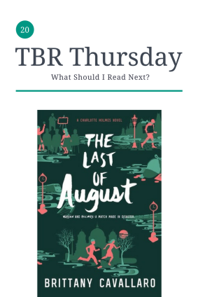 TBR Thursday Layout