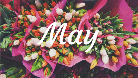 May Wrap Up Banner